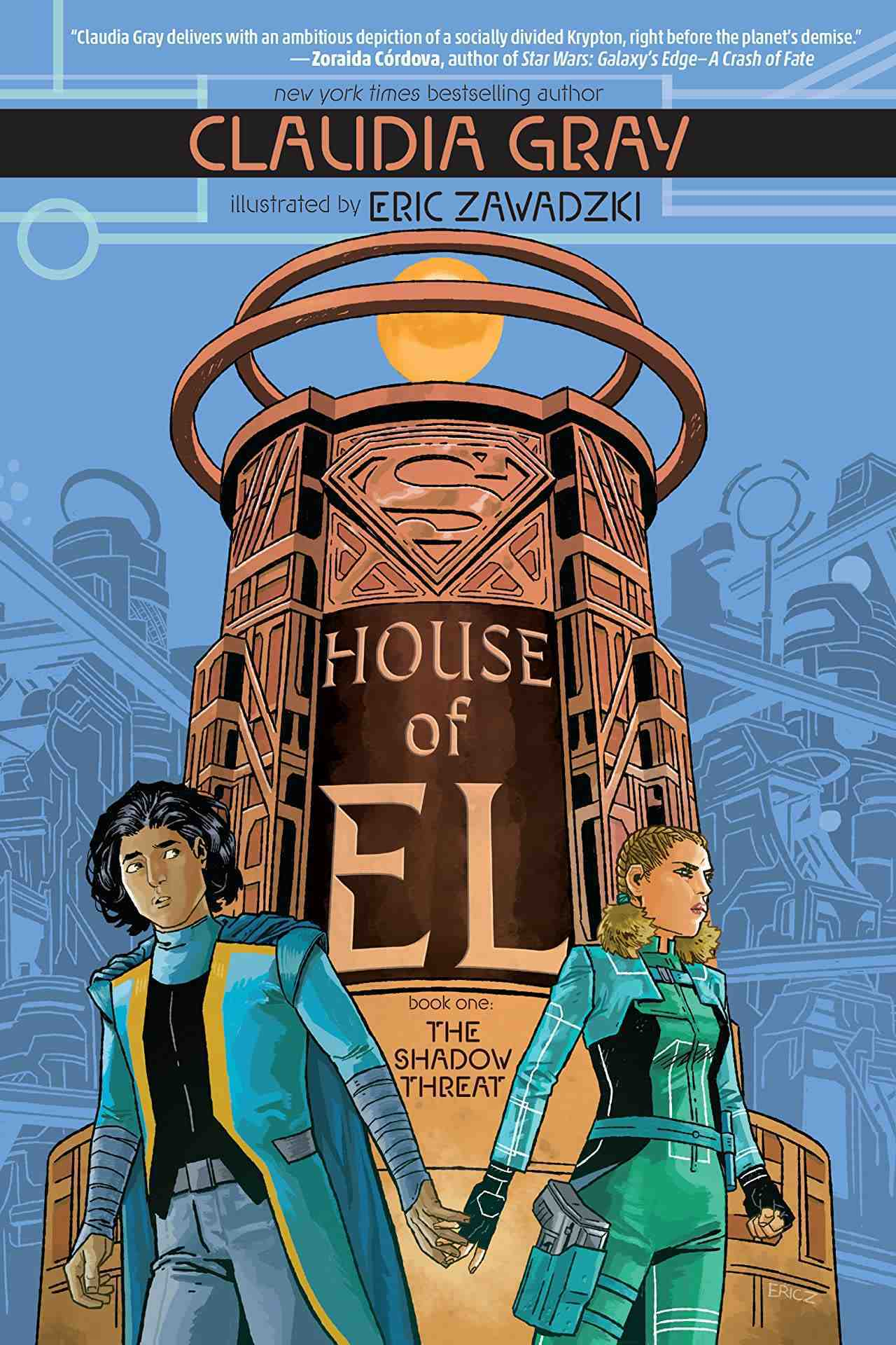 House of El Book One The Shadow Threat Vol 1
