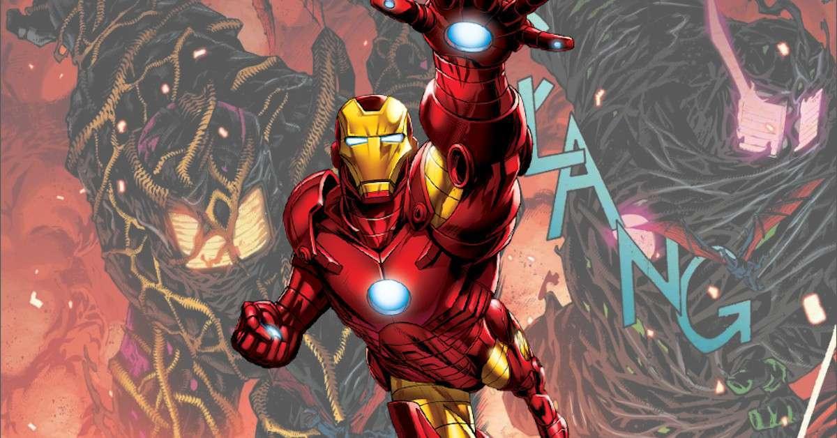 Iron Man Symbiote Celestial