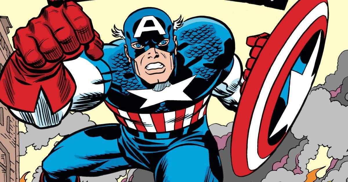jack kirby captain america capiotl rioters