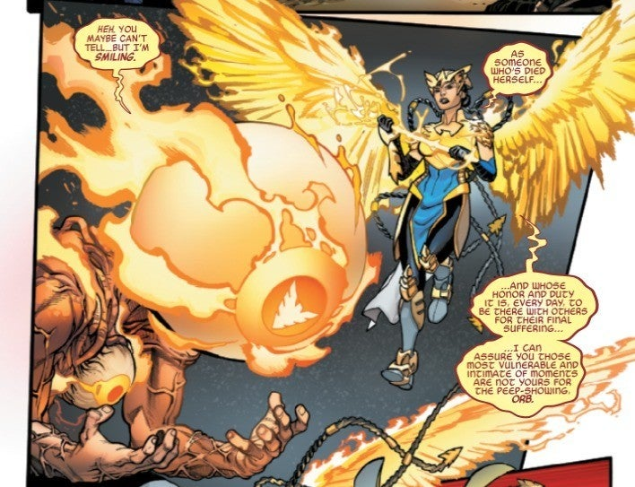 jane foster the orb phoenix