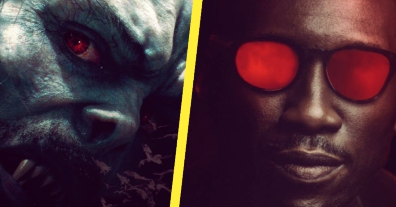 Jared Leto Says Morbius Crossover With Mahershala Ali's Blade Could Happen in the Future
