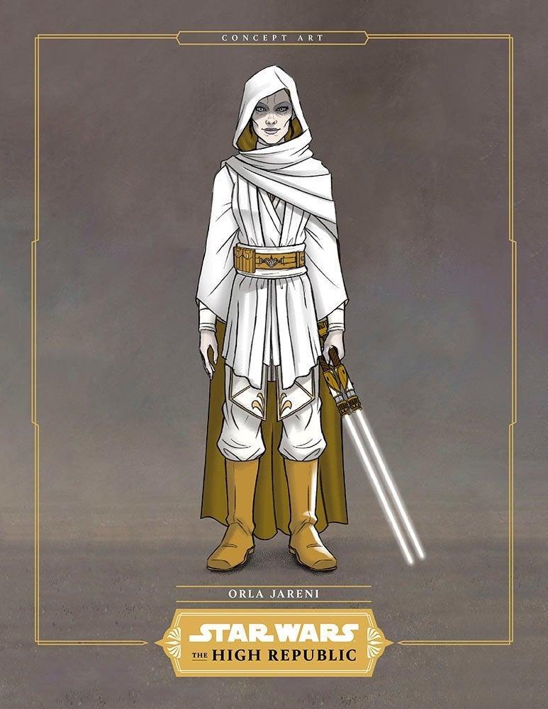 Jedi Orla Jereni