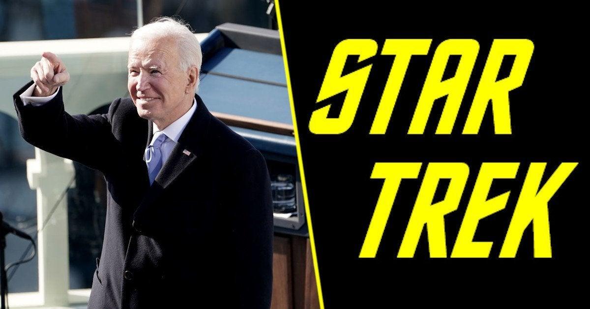 Joe Biden Star Trek Yo Yo Ma