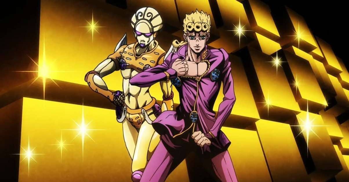 JoJo's Bizarre Adventure Golden Wind Cosplay