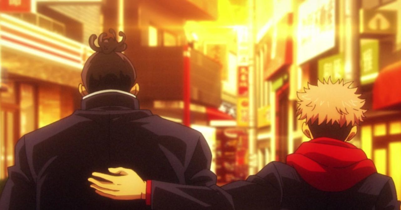 Harai Ulica Jujutsu-kaisen-yuji-todo-best-friends-funny-anime-1253768-1280x0