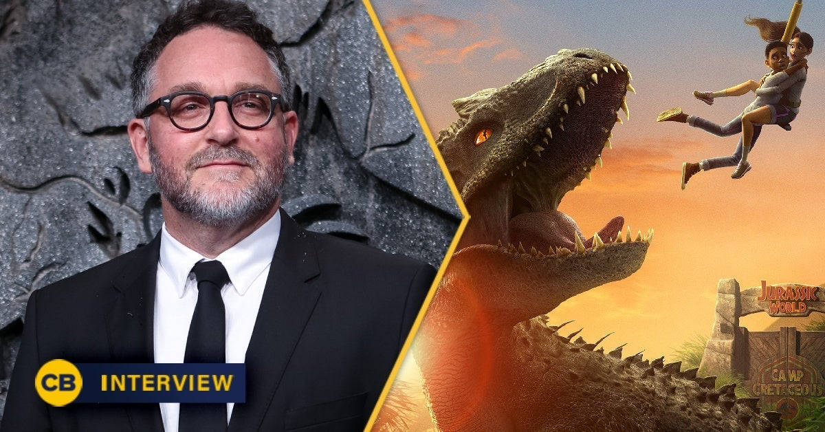 jurassic world camp cretaceous colin trevorrow interview header