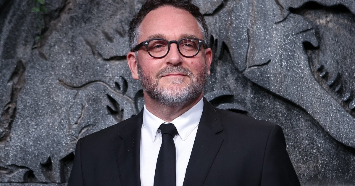 jurassic world colin trevorrow getty images