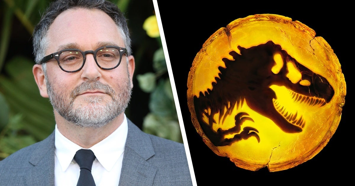 jurassic world dominion colin trevorrow