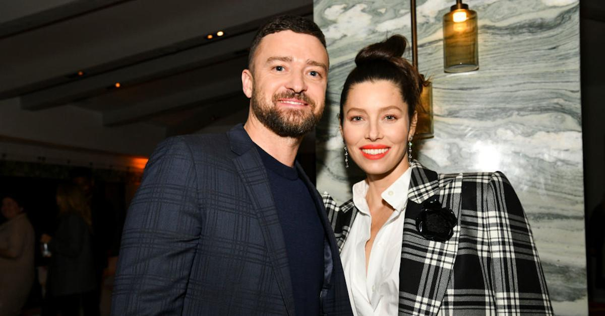 Justin Timberlake Jessica Biel Second Child Phineas
