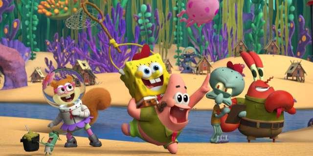 kamp koral spongebobs under years first look