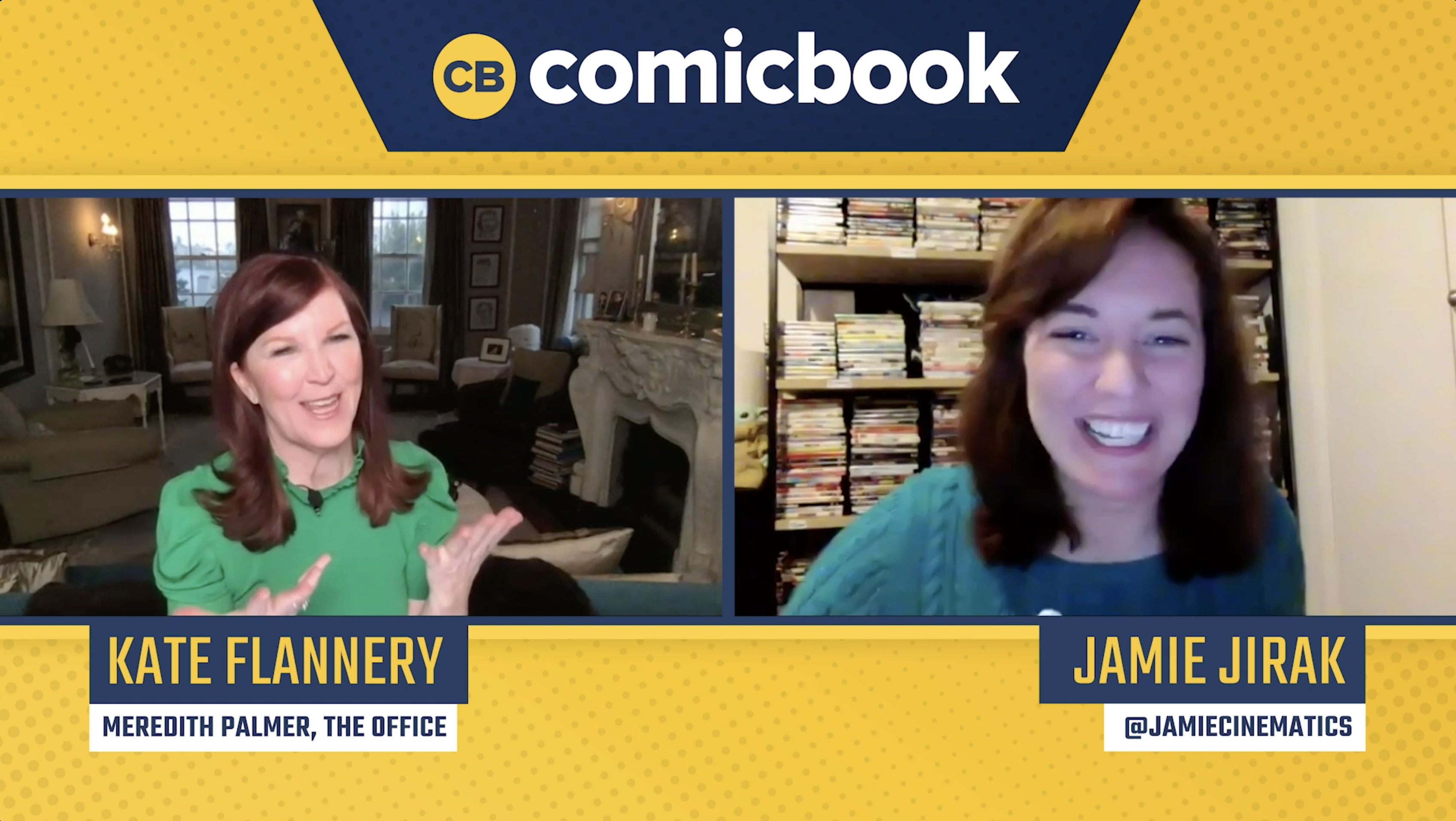 Kate Flannery Talks the Office - Exclusive ComicBook.com Interview