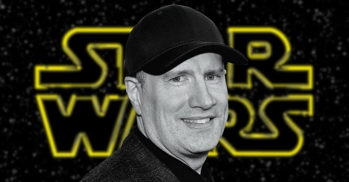 Kevin Feige Dodges Star Wars Movie Questions