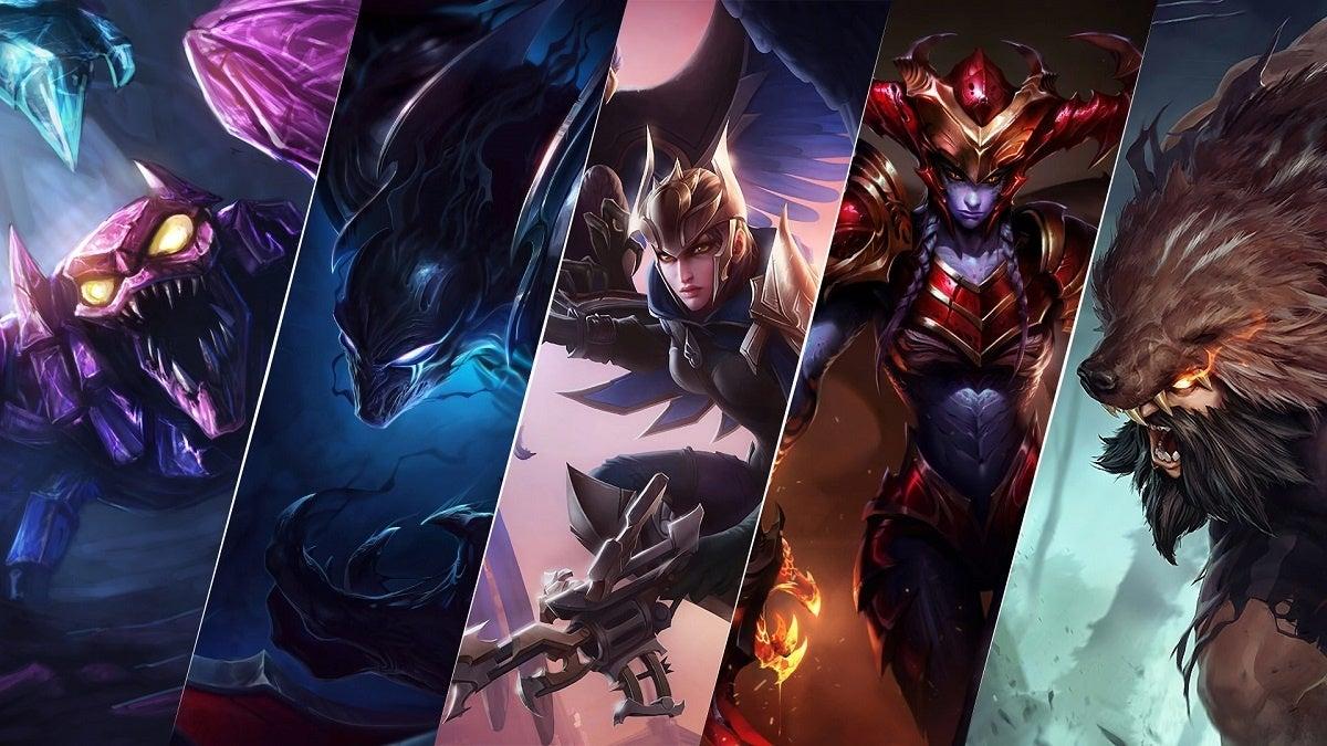 League of Legends Champion Reworks
