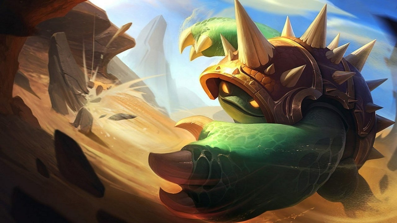League of Legends Update Will Give Rammus a New Ultimate