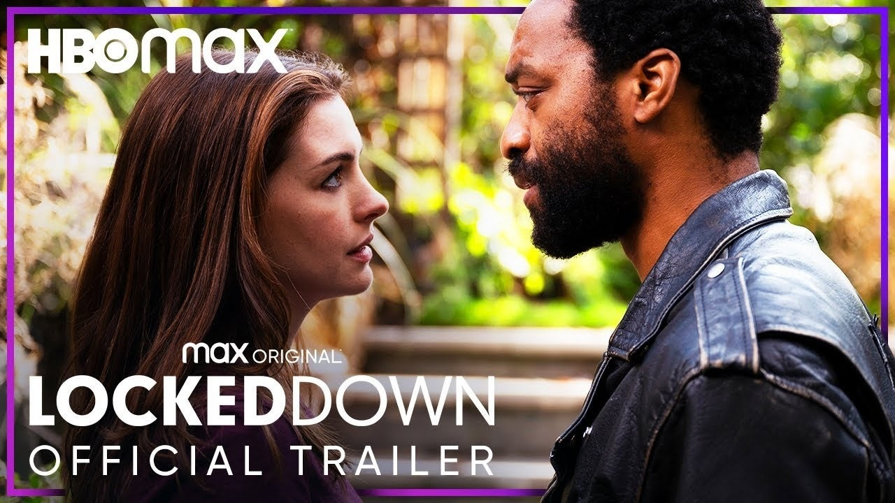 locked down trailer hbo max