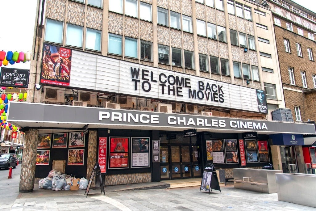 london movie theaters