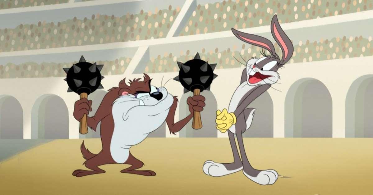 looney tunes taz bugs bunny hbo max