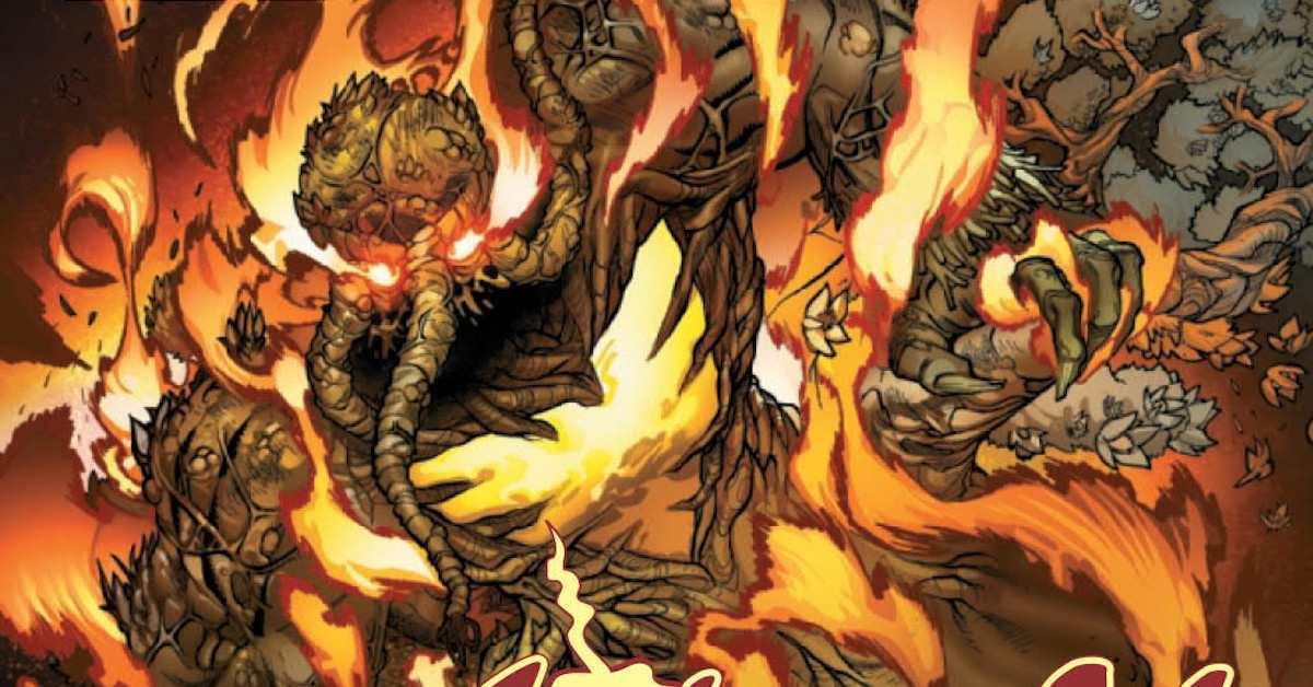 Marvel Avengers Man-Thing Phoenix