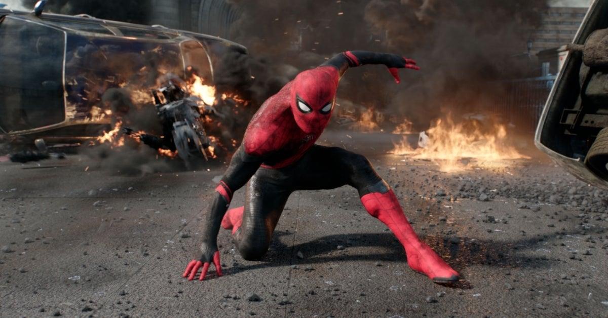 Marvel Cinematic Universe Spider-Man Tom Holland