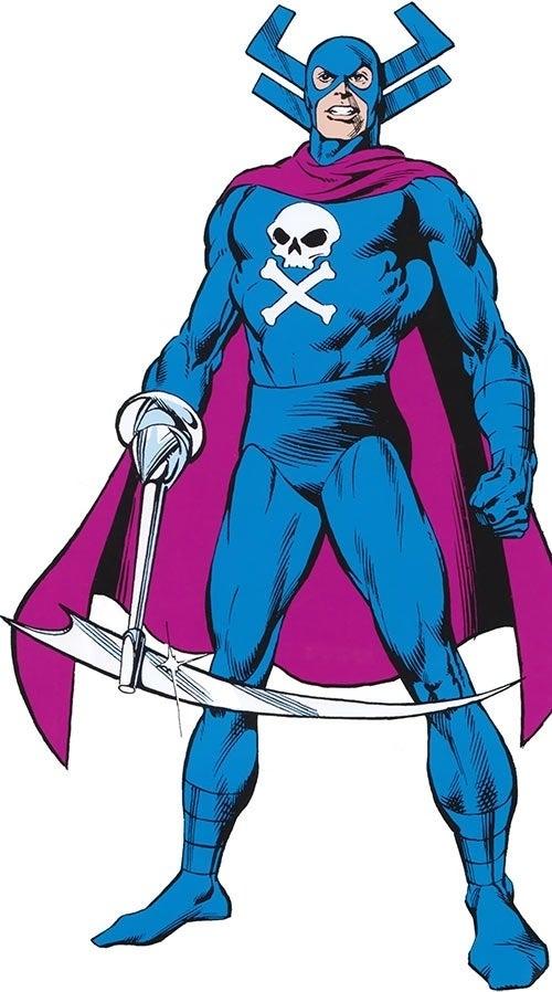 Marvel Comics Avengers Grim Reaper