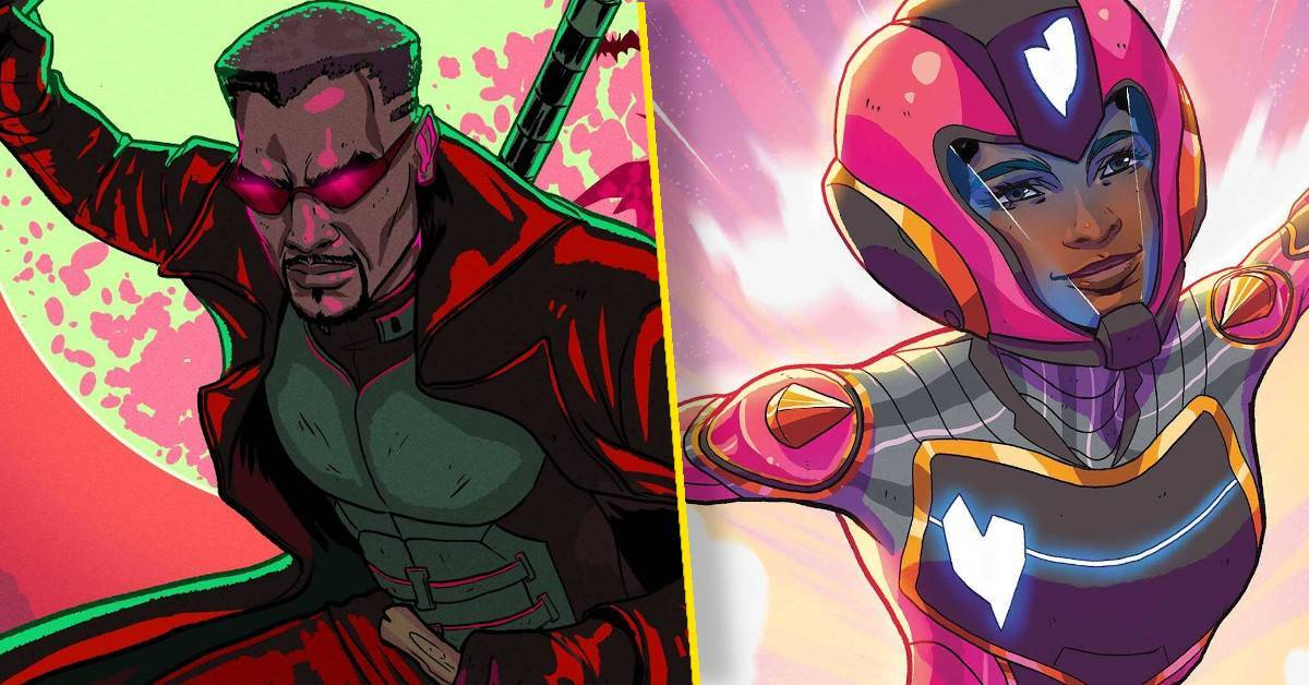 marvel comics black history month variant covers 2021