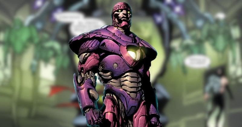 Marvel Hellions 8 bSpoilers XMen Kill AI Machines sentinels war