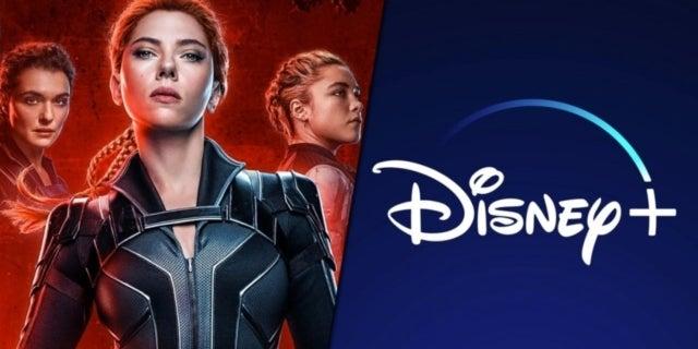 Marvel Studios Black Widow Disney+