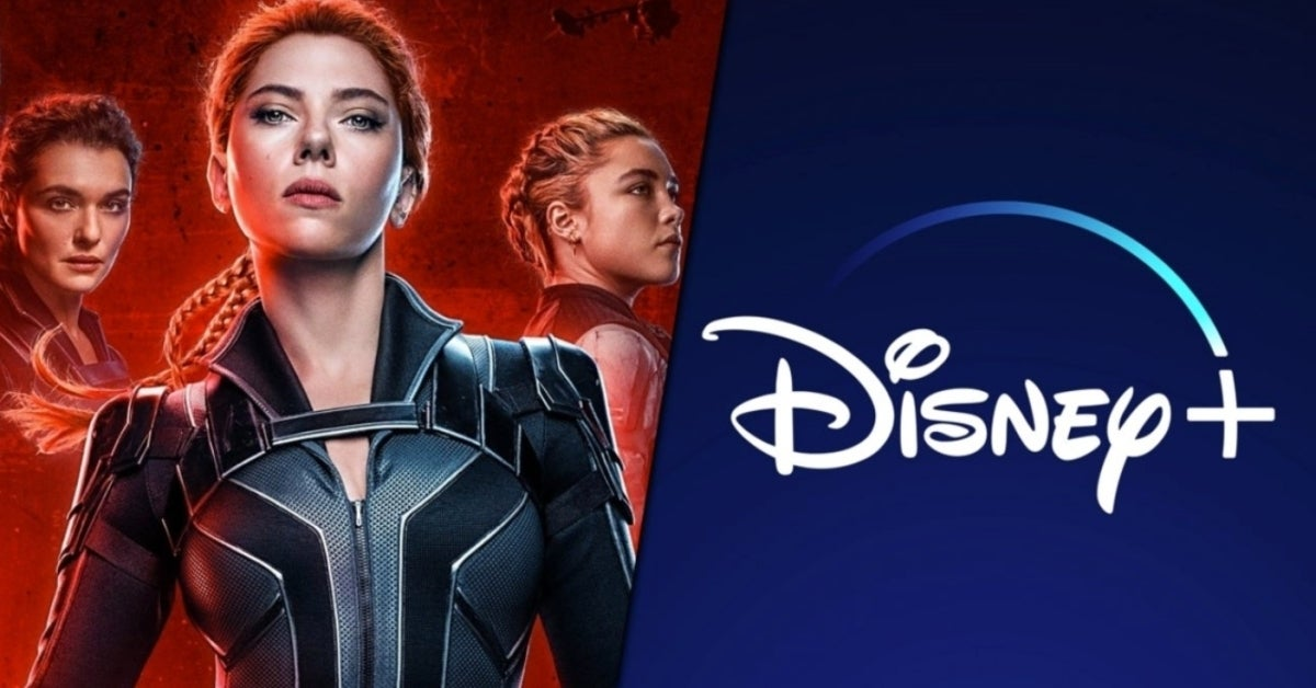 Marvel Studios Black Widow Disney+