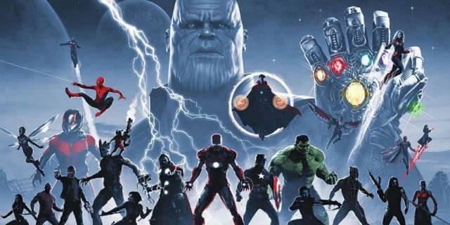marvel studios infinity saga box set