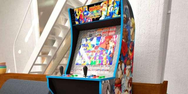 marvel vs capcom arcade1up