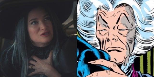Marvel WandaVision Agatha Harkness COMICBOOKCOM