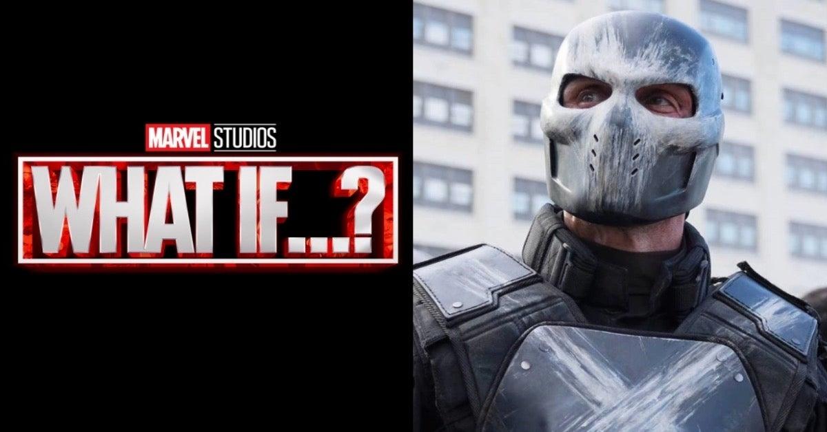 Marvel What If Frank Grillo Crossbones