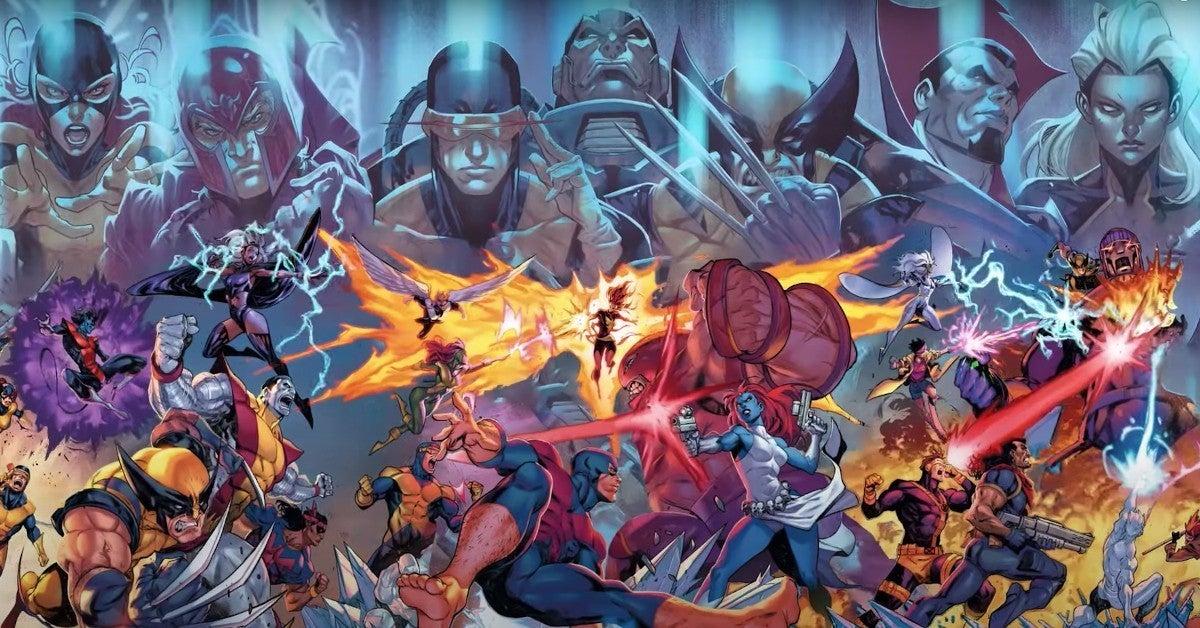Marvel X-Men Legends Trailer