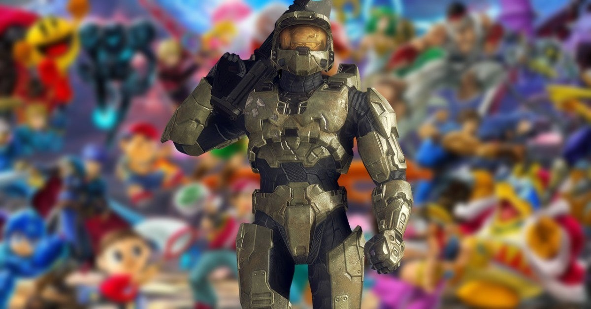 Master Chief Smash (1)