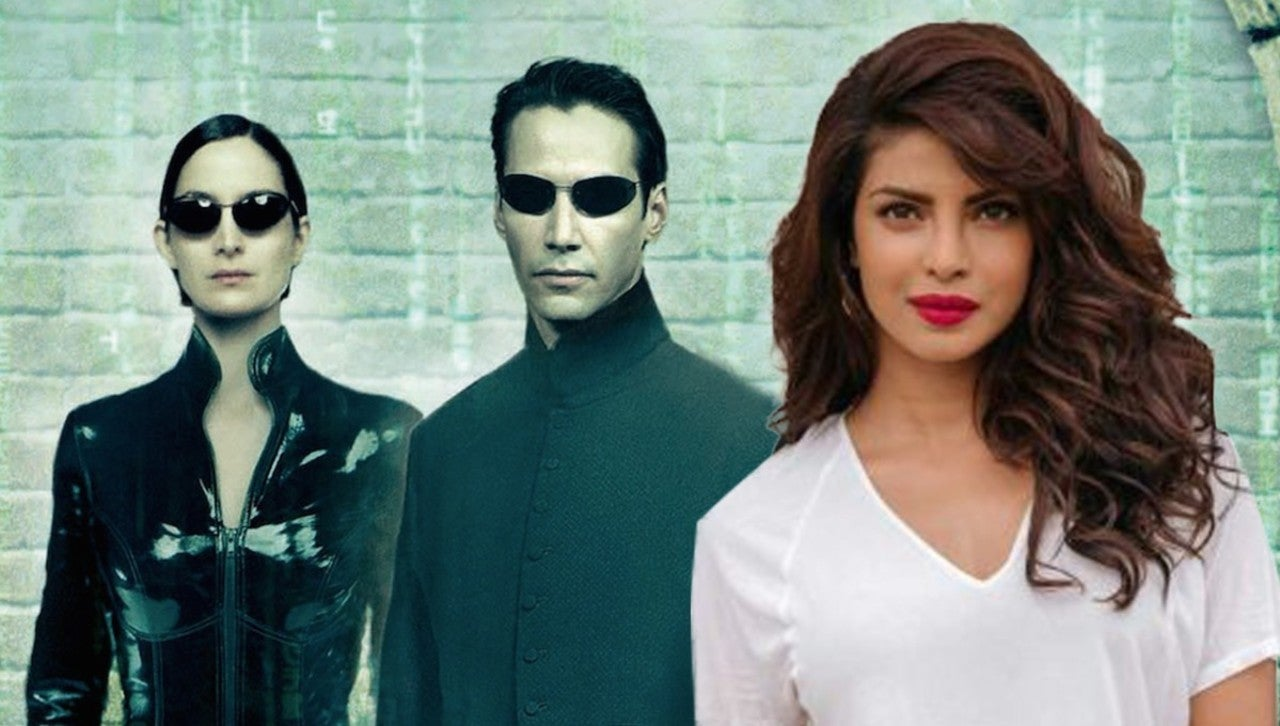 Priyanka Chopra Jonas Says Her The Matrix 4 Role Is Something You Don't Expect