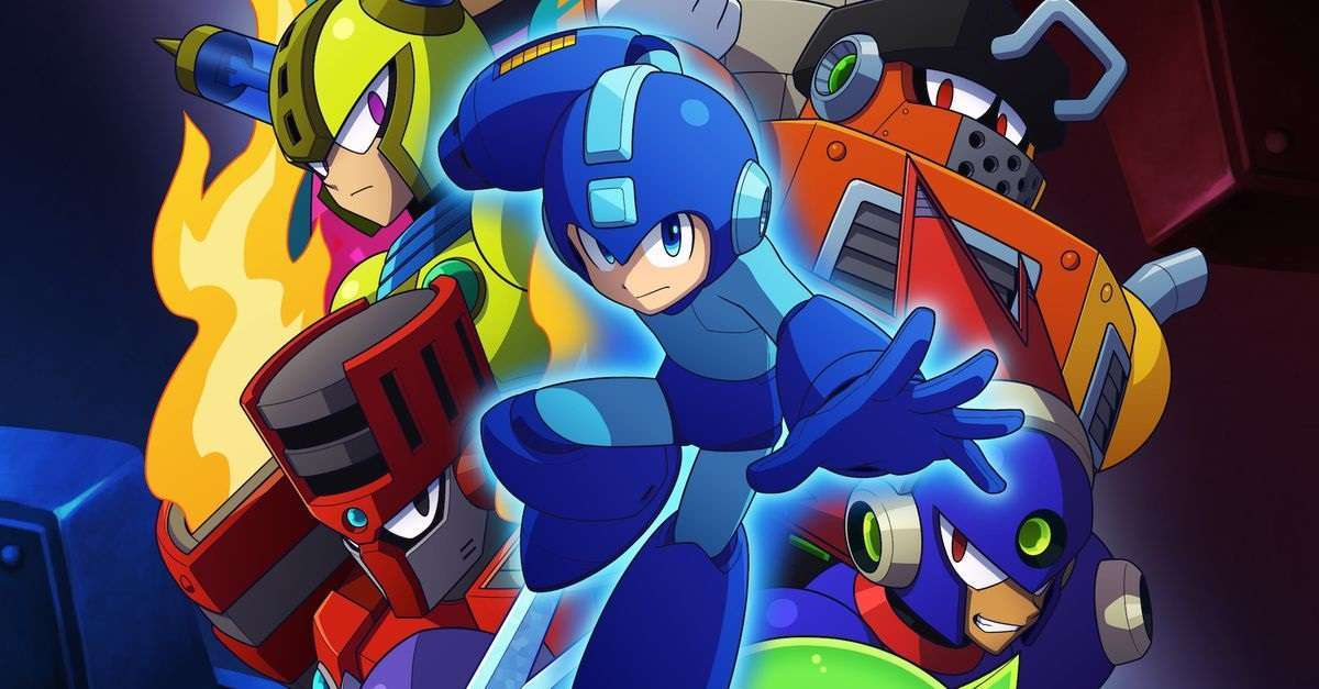 Mega Man Anime