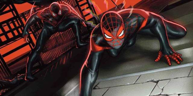 miles morales spider-man clone saga