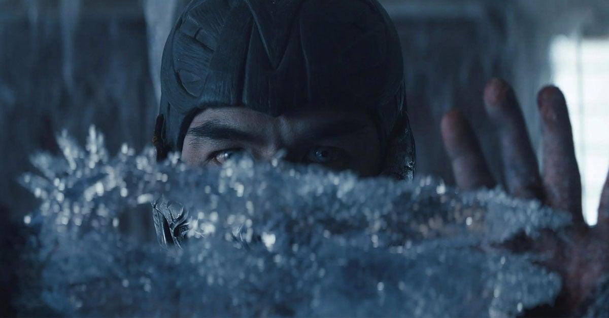 Mortal Kombat Movie Header