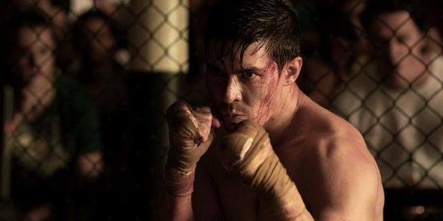Mortal Kombat Movie Lewis Tan