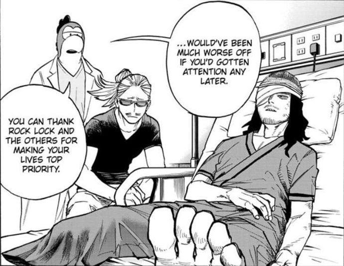 My Hero Academia Aizawa Gran Torino