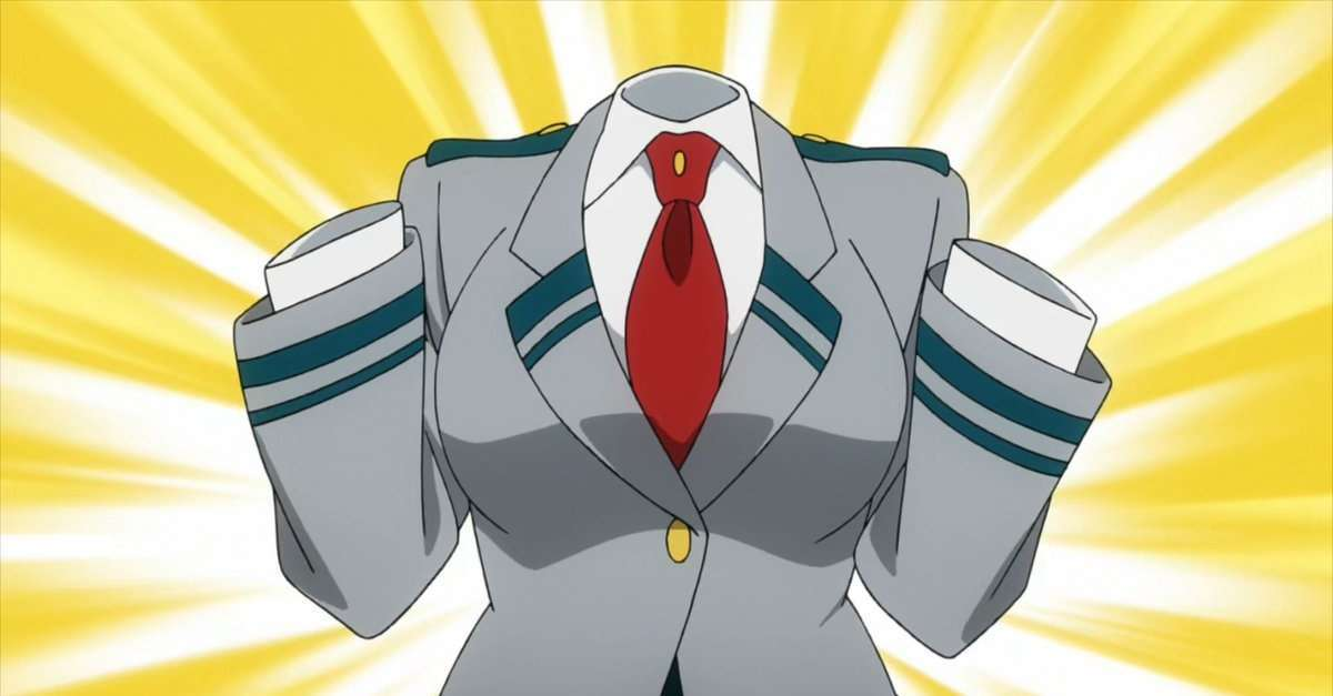 My Hero Academia Hagakure Costume