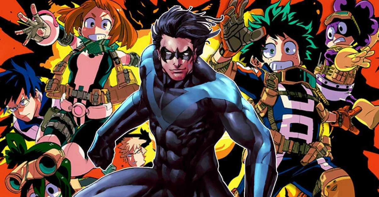 My Hero Academia Nightwing