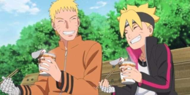 Naruto Boruto Strength