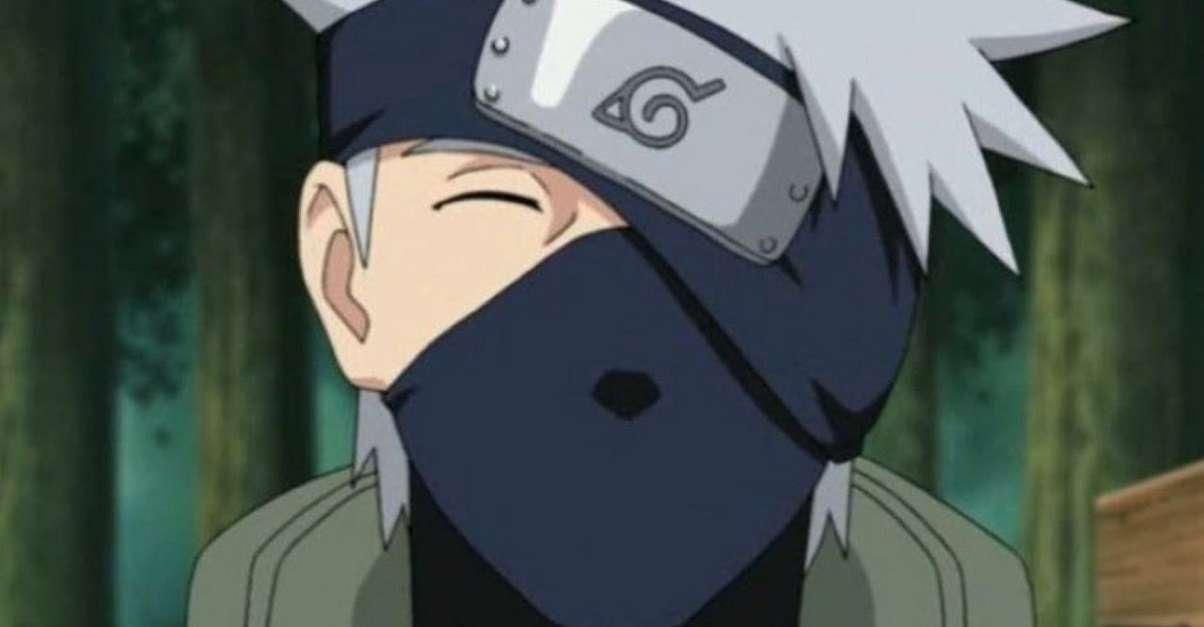 Naruto Kakashi Cosplay