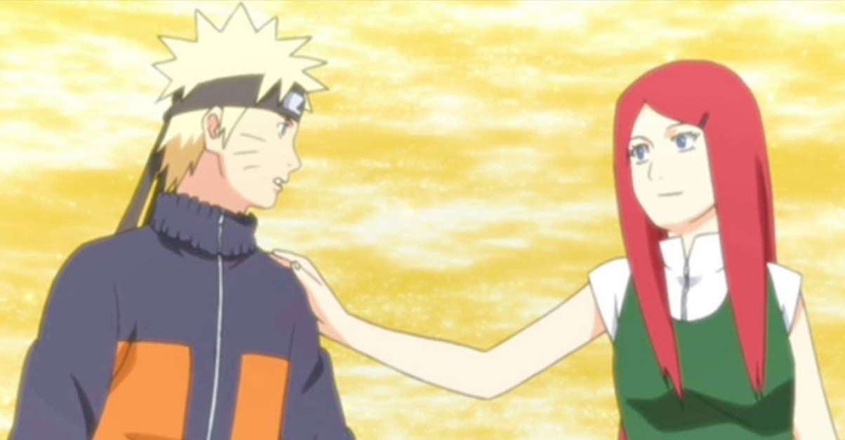 Naruto Mother Look