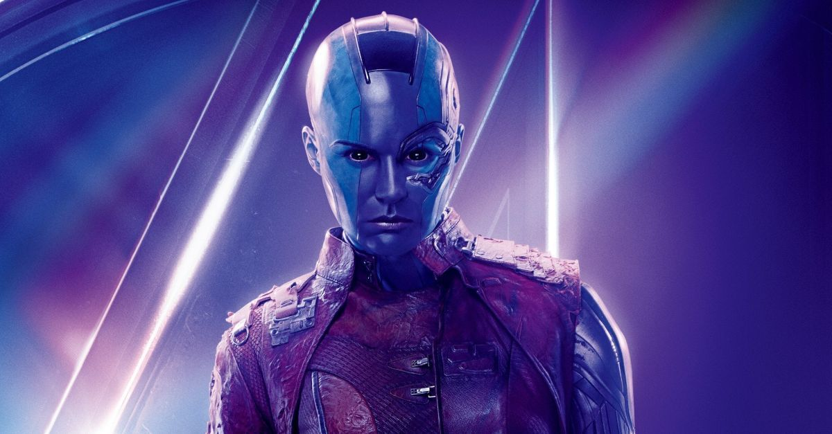 nebula movie marvel thor guardans avengers