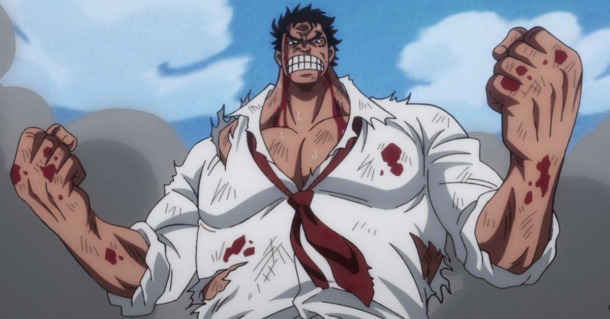 One Piece Garp Marine Admiral Refusal Gold Roger Rocks Pirates Anime
