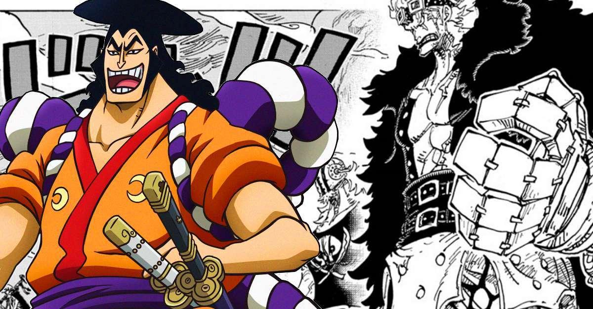 One Piece Oden Prediction Manga