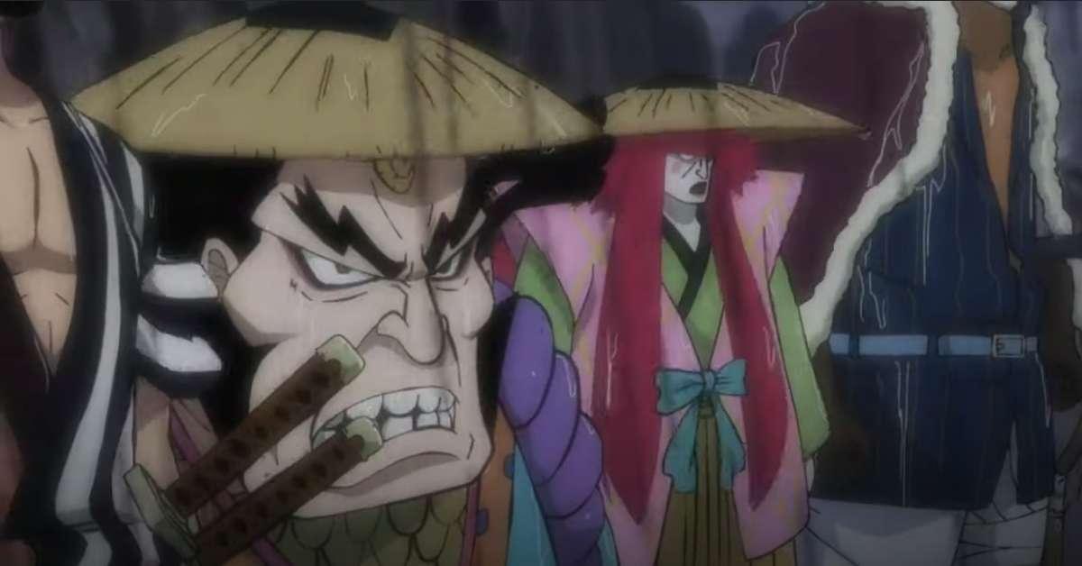One Piece Samurai Reunion