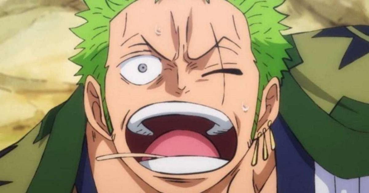 Oeil de Zoro One Piece